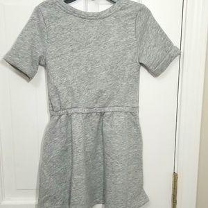 Joe Fresh Dresses - Joe Fresh Grey Popover Dress